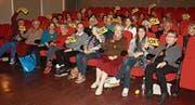 Sie alle sind freiwillig und begeistert im Einsatz für das Kino Roxy. (Bild: Markus Bösch)