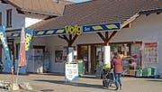 Die Konsumgenossenschaft Gams wird nach dem Verkauf den Dorfladen langfristig von der Gemeinde Sennwald mieten. (Bild: Hanspeter Thurnherr)