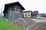 Baustelle beim Eisenbahn-Verein: Schon bald ist dieser weitgehend führungslos. (Bild: Max Eichenberger)