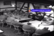 Diese Aufnahmen eines geheimen Treffens der sogenannten Frauenfelder Mafiazelle sorgten bereits vor einigen Monaten für grossen Wirbel. (Bild: CARABINIERI DI REGGIO CALABRIA)