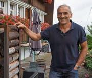 Sepp Koch freut sich über den guten Zustand der Innerrhoder Landwirtschaft. (Bild: MB)