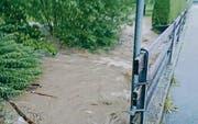 Die Brücke an der Tüfenwiesstrasse entpuppte sich als Nadelöhr.