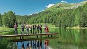 Ein Festivalbrunch mit Bläsermusik von Franz Danzi und Liedern von Schubert gehört auch zum Davos Festival. (Bild: Yannick Andrea/PD)