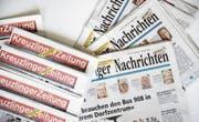 In diesem Jahr sind die «Kreuzlinger Zeitung» wie auch die «Kreuzlinger Nachrichten» städtisches Publikationsorgan. (Bild: Thi My Lien Nguyen)