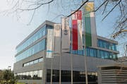 Die Pädagogische Hochschule Thurgau in Kreuzlingen. (Bild: Nana do Carmo)
