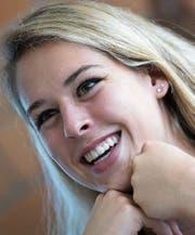 Seit sechs Wochen kann Giulia Steingruber das volle Trainingsprogramm absolvieren. (Bild: Marcel Bieri/Keystone)
