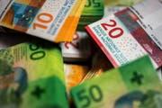 Um die Staatsrechnung auch nach dem Jahr 2020 ausgeglichen zu gestalten, hat sich der Thurgauer Regierungsrat auf 49 Sparmassnahmen festgelegt. (Bild: Keystone)