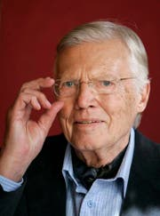 Karlheinz Böhm war schon seit langer Zeit krank. (Bild: Keystone)