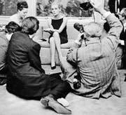 Ihre grossen Zeiten waren die 1950er- und 1960er-Jahre: Schauspielerin Jeanne Moreau. (Bild: Reg Lancaster (London, 6. August 1962))