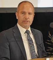 Stefan Kölliker: «NTB-Ingenieure sind wichtig für die KMU in der Region.» (Bild: Reto Neurauter)