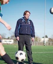 Sportchef Jost Leuzinger ist zuversichtlich, dass die Frauenmannschaft um den Aufstieg mitspielen wird. (Bild: Urs Jaudas (Januar 2014))