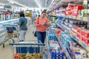 Im Prinzip kann jedes Lebensmittel eine Allergie auslösen. (Symbolbild) (Bild: GAETAN BALLY (KEYSTONE))