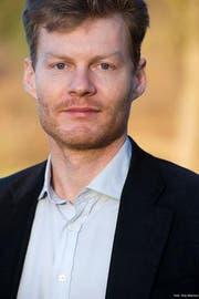 Der Salzburger ist Globalisierungskritiker, Mitgründer von Attac Österreich und Publizist. In seinem Buch «Gemeinwohl-Ökonomie» entwirft Felber (40) ein alternatives Wirtschaftsmodell, worüber er am Freitag in St. Gallen referierte. (Bild: pd)