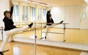 Die ausgebildete Tänzerin Gaby Sax kann sich nach drei Jahrzehnten über einen grosszügigeren Unterrichtsraum freuen. (Bild: Rita Kohn)
