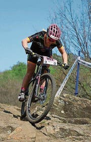 Zum Saisonauftakt fuhr Nicole Göldi auf Platz sechs. (Bild: PD)