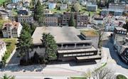 Die Migros Ostschweiz arbeitet derzeit am Baugesuch für den Neubau in Herisau. Über Projektanpassungen will man aktuell noch nichts sagen. (Bild: PD)