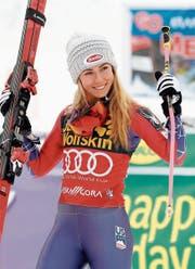 Mikaela Shiffrin (Bild: EPA)