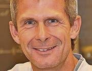 Christoph «Stöff» Sutter Literat und Dichter, Veranstalter alternativer Advent Romanshorn