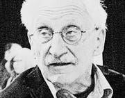 Jost Kirchgraber Präsident Kulturverein Ackerhus (Bild: unknown)