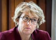 Regierungsrätin Cornelia Komposch (SP). (Bild: Reto Martin)