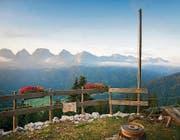 Reportage Alpsommer: Alpbetrieb (Bild: Urs Bucher (Urs Bucher))