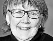 Anita Fahrni Referentin am Wigoltinger Frauengipfel (Archivbild: Nana do Carmo)