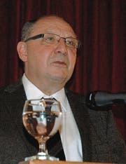 Beni Thurnheer schloss 1973 ein Jusstudium ab, bevor er zum Sportjournalisten wurde. (Bild: Aaron Ehrat)