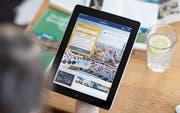 Hotels sollen auf ihrer Webseite günstigere Tarife offerieren dürfen als auf Online-Buchungsplattformen. (Bild: Gaëtan Bally/Keystone)