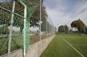 Im Masterplan Sportanlagen sind auch fünf Fussballplätze vorgesehen. (Bild: Urs Jaudas)