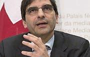Aymo Brunetti (53) Professor für Wirtschaftspolitik (Bild: KEY)