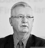 Regierungsrat Bernhard Koch: «Haben keine Kenntnisse.» (Bild: Donato Caspari)