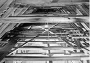 Ingenieure und Baufachleute sind auch nach bald 300 Jahren noch beeindruckt von den Grubenmann'schen Konstruktionen. (Bild: PD)