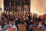 Emotionen wie Freude, Trauer und Liebe setzten Chor und Orchester direkt um. (Bild: Carola Nadler)