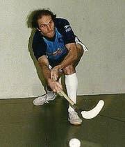 Rolf Hurti Wiedmer in den 1970er-Jahren. (Bild: pd)