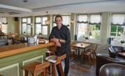 Destan Rashiti kennen die Heidler als langjährigen Gastgeber der «Bierquelle». (Bild: Karin Erni)