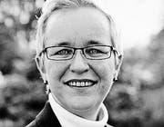 Gabriela Böhringer Heimleiterin des Gemeindealtersheims Pfand in Hundwil. (Bild: pd)