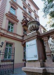 Sitz der SGKB-Tochter in München. (Bild: T.F.)