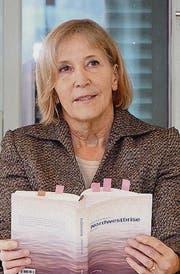 Monika Dettwiler hat tief in der Vergangenheit geforscht. (Bild: Gunhild Rübekeil)