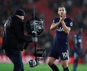 Wer Harry Kane im Fernsehen sehen will, muss tief in die Tasche greifen. (Bild: Getty (Southampton, 21. Januar 2018))