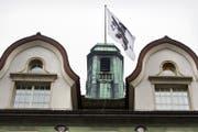 Das Ausserrhoder Regierungsgebäude in Herisau. (Martina Basista/Symbolbild) (Bild: Martina Basista)
