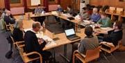 Die Vorsteherschaft der Kirchgemeinde hat sich in den vergangenen Jahren intensiv mit dem Projekt «Zukunft Evangelische Kirche Buchs» beschäftigt. (Bild: Heini Schwendener)