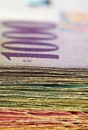 Im Finanzausgleichgesetz werden Geldfragen geklärt. (Bild: APZ)