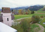 Fertigstellung Herbst 2017: Bauvisiere für den «Sonnenpark». (Bild: Serge Hediger)