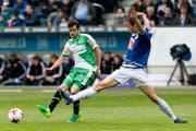 Kann Tranquillo Barnetta gegen den FC Luzern wieder einmal eine wichtige Rolle spielen? (Bild: GEORGIOS KEFALAS (KEYSTONE))
