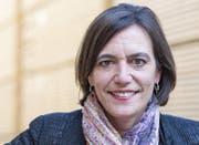 «Das Design dieser Moschee ist einzigartig.» Katharina Lehmann, Präsidentin des Verwaltungsrats der Blumer-Lehmann AG. (Bild: PD)