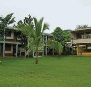 Ausbildungszentrum La Antorcha. (Bild: Urs Trummer)