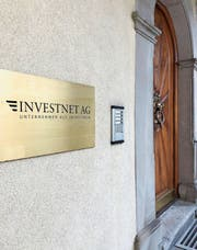Die Investnet AG mit Sitz in Herisau steht im Fokus der Öffentlichkeit. (Bild: Roger Fuchs)