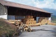 Die Gamser Ortsbürgerinnen und Ortsbürger sprachen sich am Montag für eine Sanierung des Werkhofs Hültsch aus. (Bild: PD)