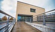 Direkt neben dem Kantonalgefängnis in Frauenfeld ist das neue Amt für Justizvollzug untergebracht. (Bild: Reto Martin)