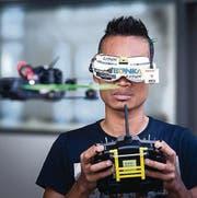 schnitt - Drohnen-Seite (Bild: Michel Canonica (Michel Canonica))